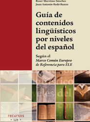 Guía de contenidos lingüísticos por niveles de español