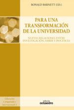 Para una transformación de la Universidad