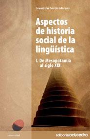 Aspectos de historia social de la lingüística