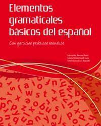 Elementos gramaticales básicos del español
