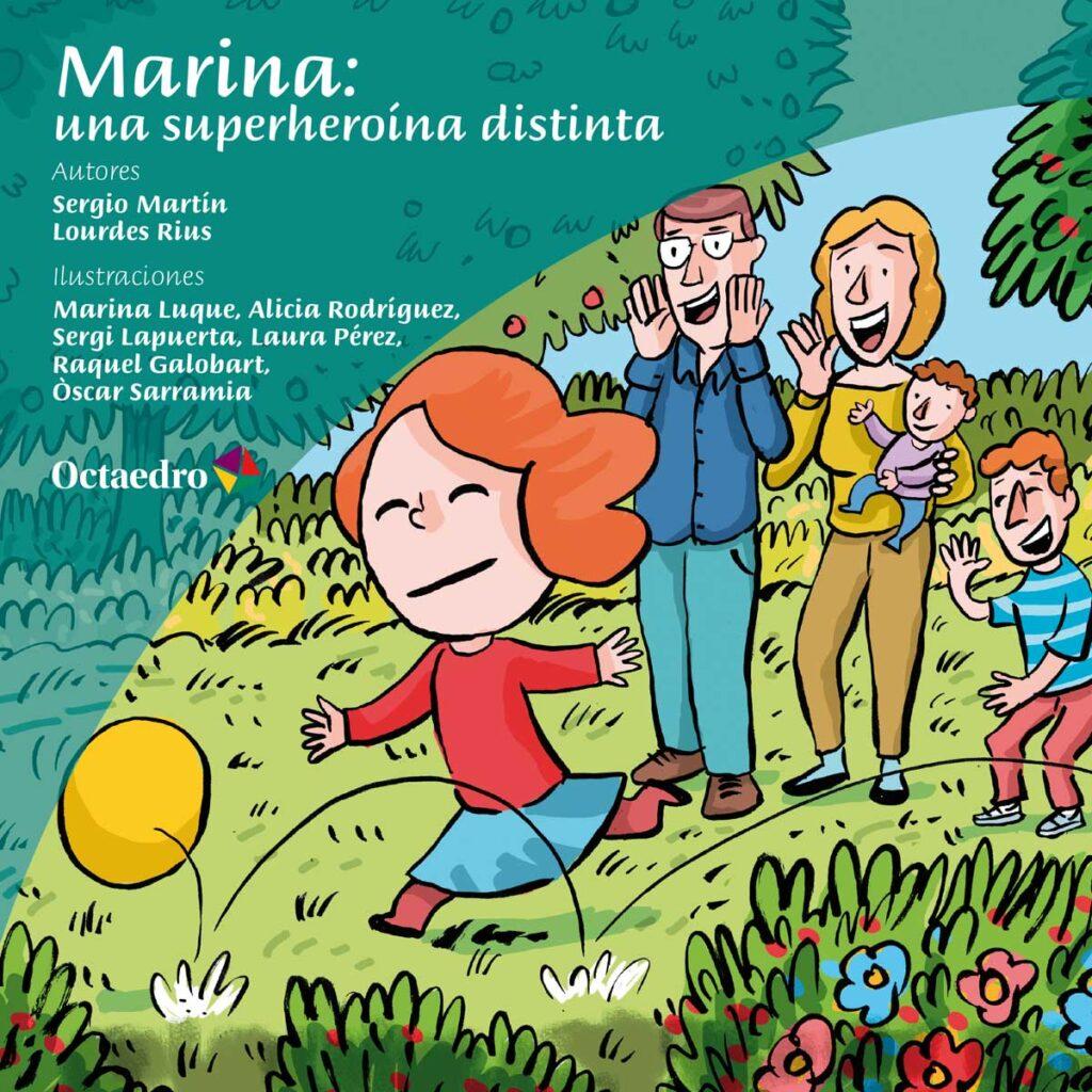 Marina: una superheroína distinta