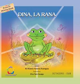 Dina, la rana