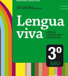 Lengua Viva 3º ESO. Ed. 2015