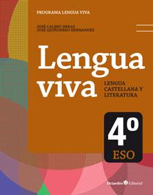 Lengua Viva 4 º ESO. Ed. 2016