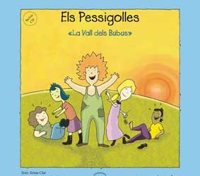 Els Pessigolles, La Vall dels Bubus (inclou CD)