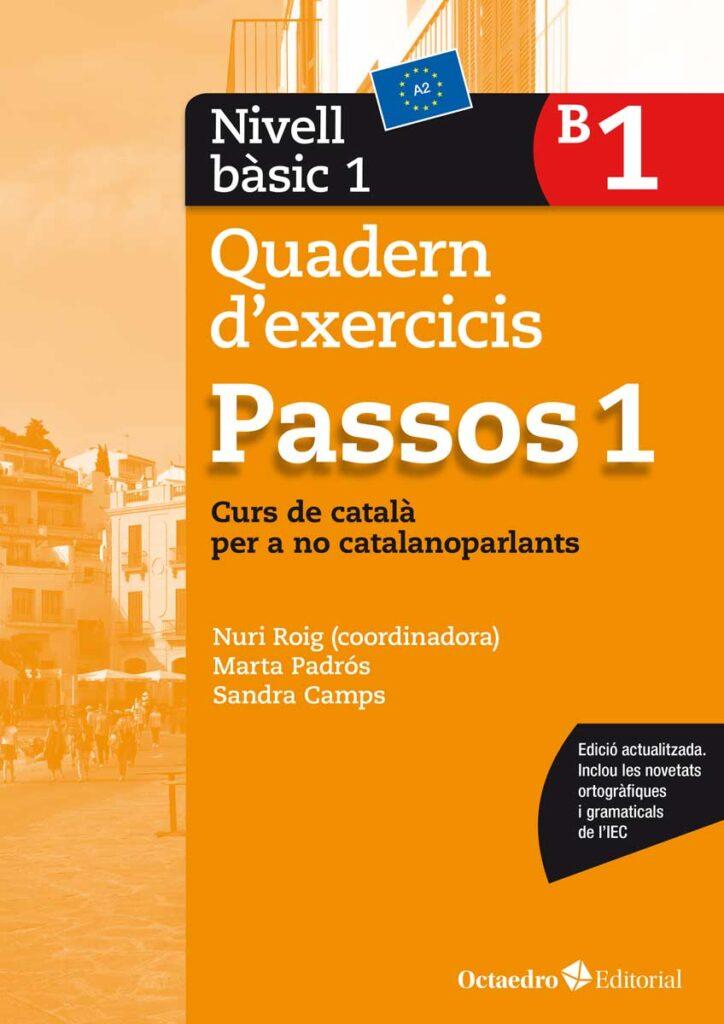 Passos 1. Quadern d'exercicis bàsic 1