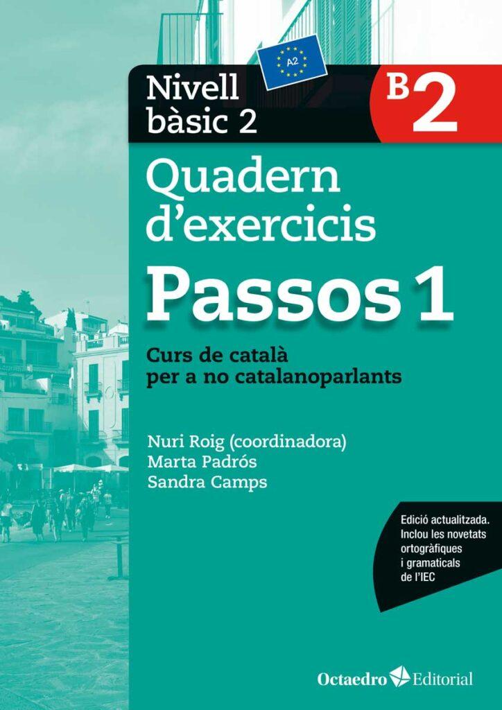 Passos 1. Quadern d'exercicis bàsic 2