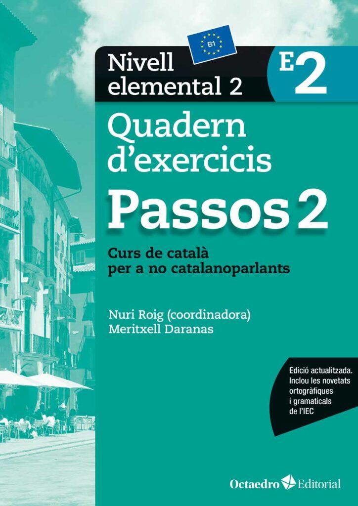 Passos 2. Quadern d'exercicis elemental 2