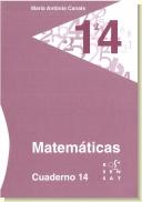 Matemáticas. Cuaderno 14 (5º PRIMARIA)
