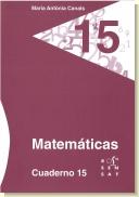 Matemáticas. Cuaderno 15 (5º PRIMARIA)