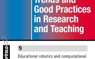 Educational robotics and computational thinking. A didactic experience of innovation at the university level