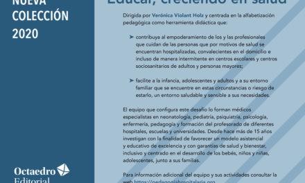 Educar, creciendo en salud – NUEVA COLECCIÓN 2020