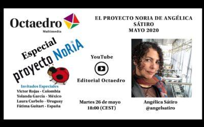 EL PROYECTO NORIA DE ANGÉLICA SÁTIRO